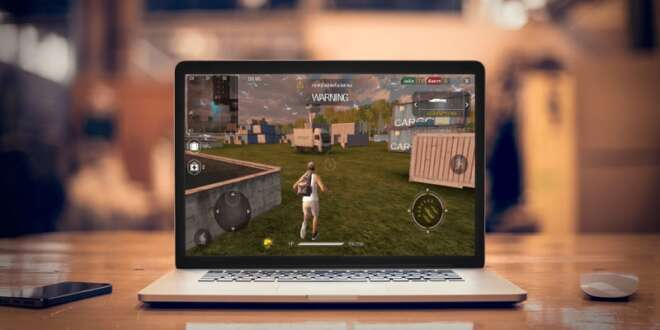 Cara Main Free Fire di laptop tanpa emulator